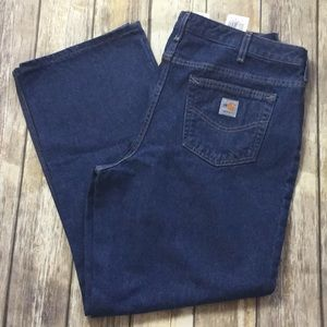 Flame Resistant Denim Work 100% Cotton FR 16x32